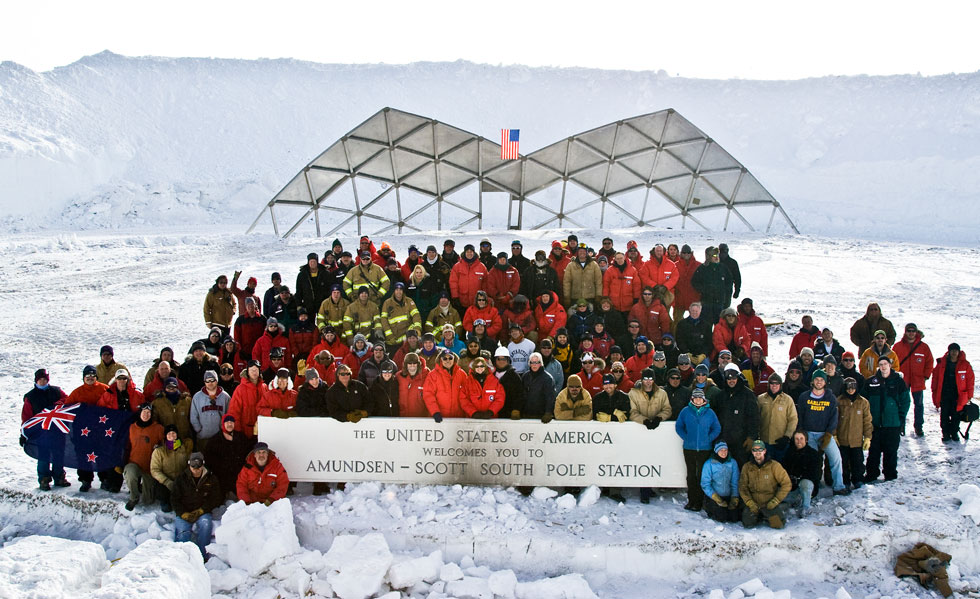 South Pole Asma Photos Historic